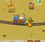 Igra Vlak iz divjega zahoda