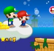 Igra Mario - Sklati sadje