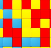 Igra Poišči kvadrate