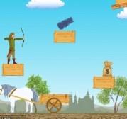 Igra Robin Hood in zaklad